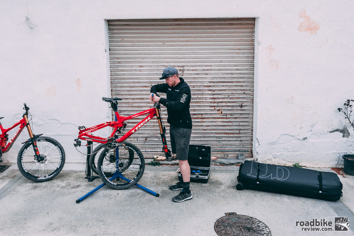 Db The Savage Bicycle Travel Bag