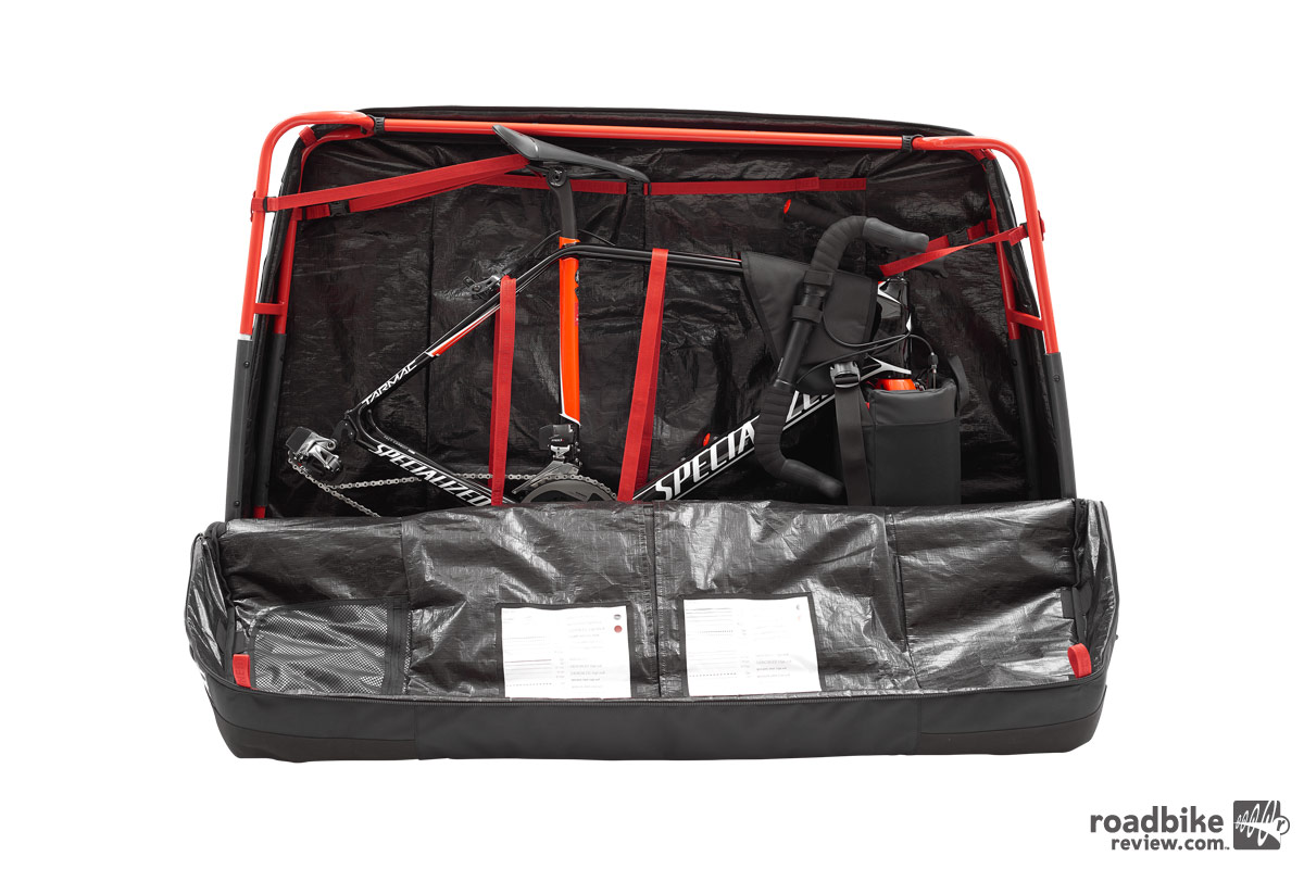 Db The Savage: Ultimate bicycle travel bag?