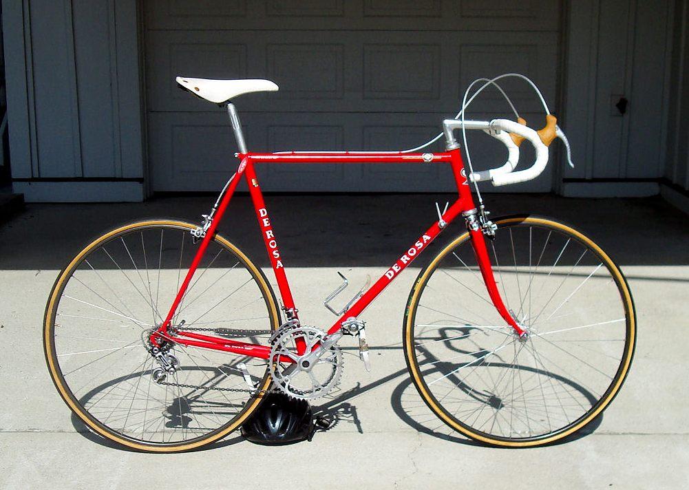 Ferrari Red 1986 De Rosa Slx Professional Value