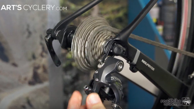 How To: Emergency derailleur cable fix