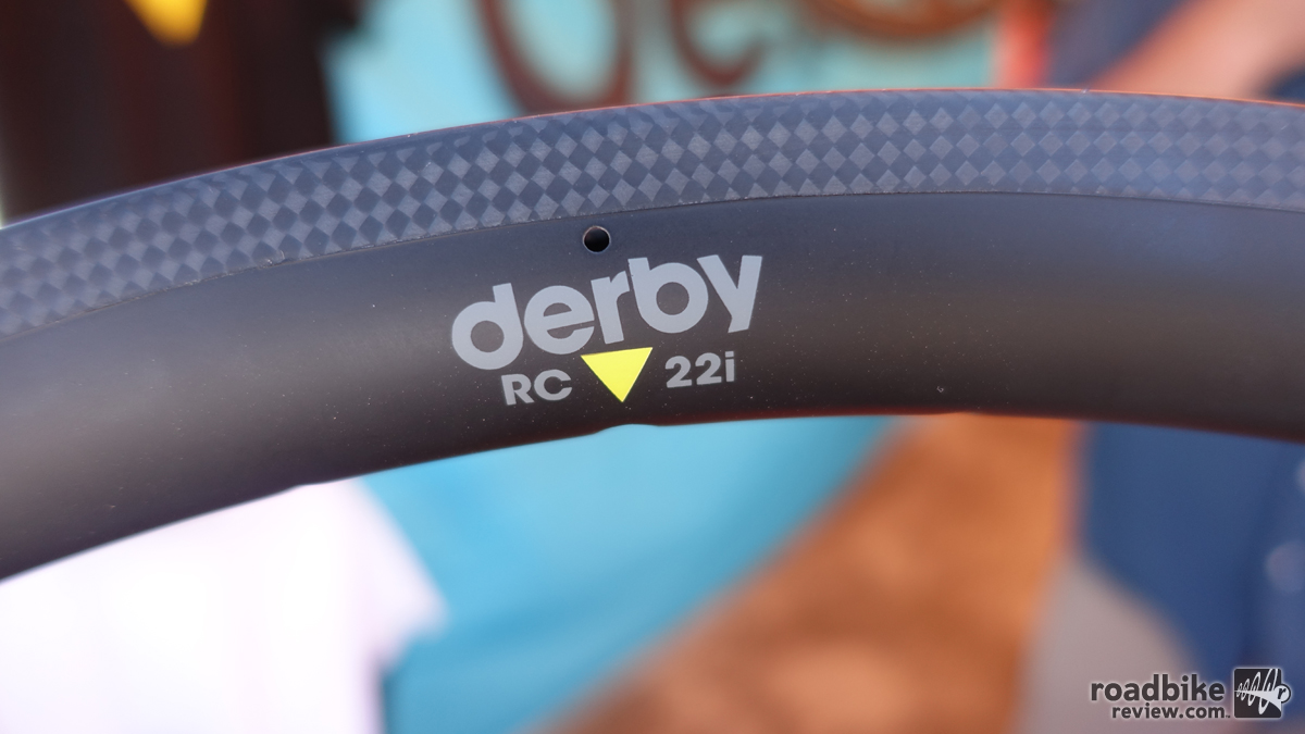 Derby Rims unveils two new carbon fiber road rims