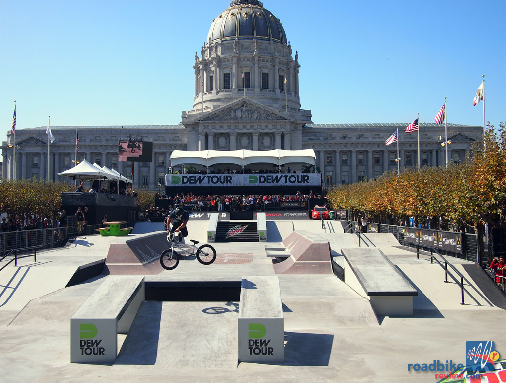 Dew Tour - San Francisco