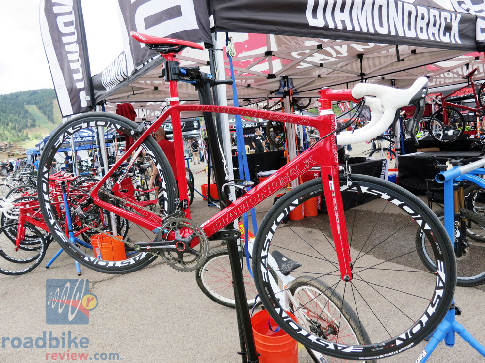 2013 Diamondback Podium 7 Super Record