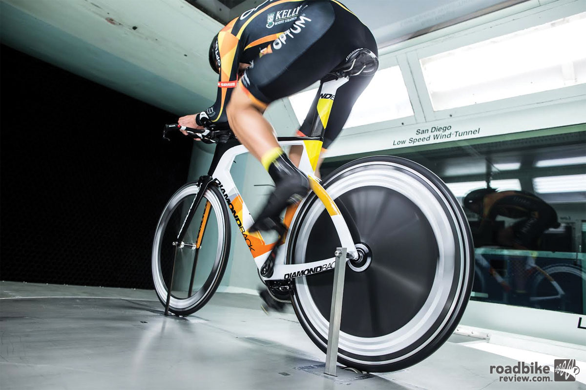 The Washington-based bike maker is hoping its new rig will compete with the industry's leading TT brands.