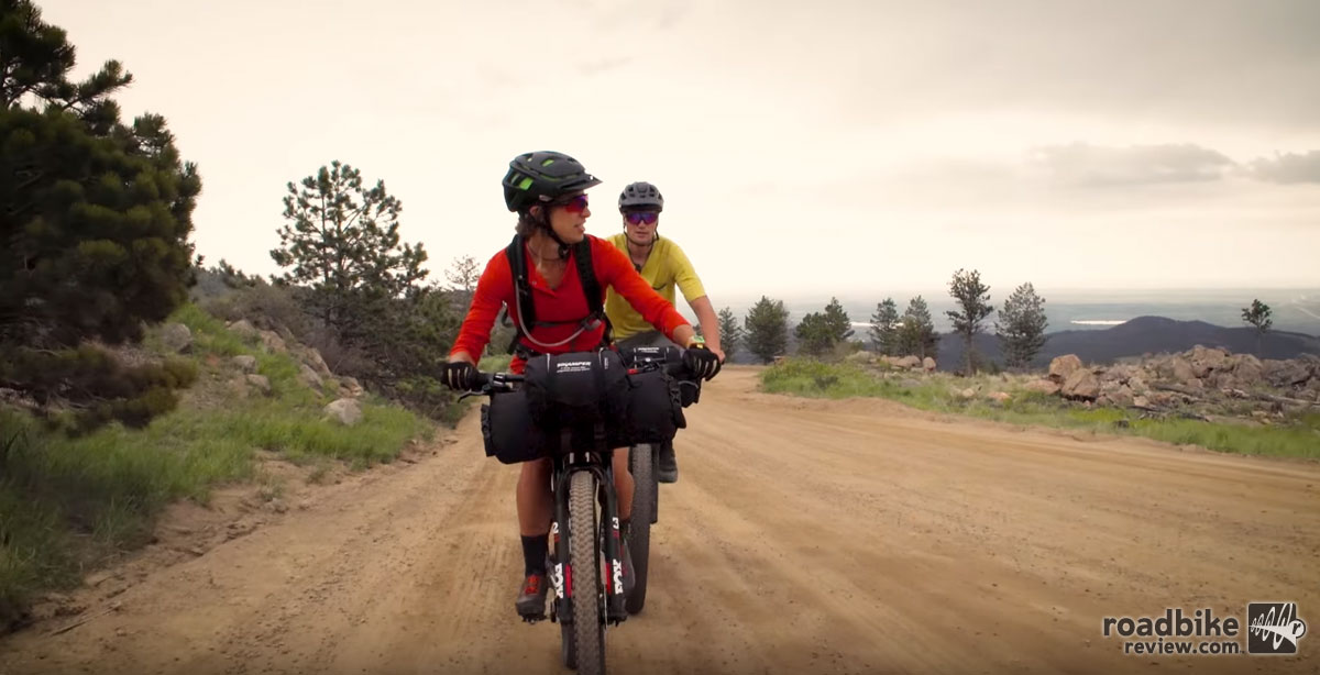 Disconnect To Reconnect: Topeak BikePacking Series
