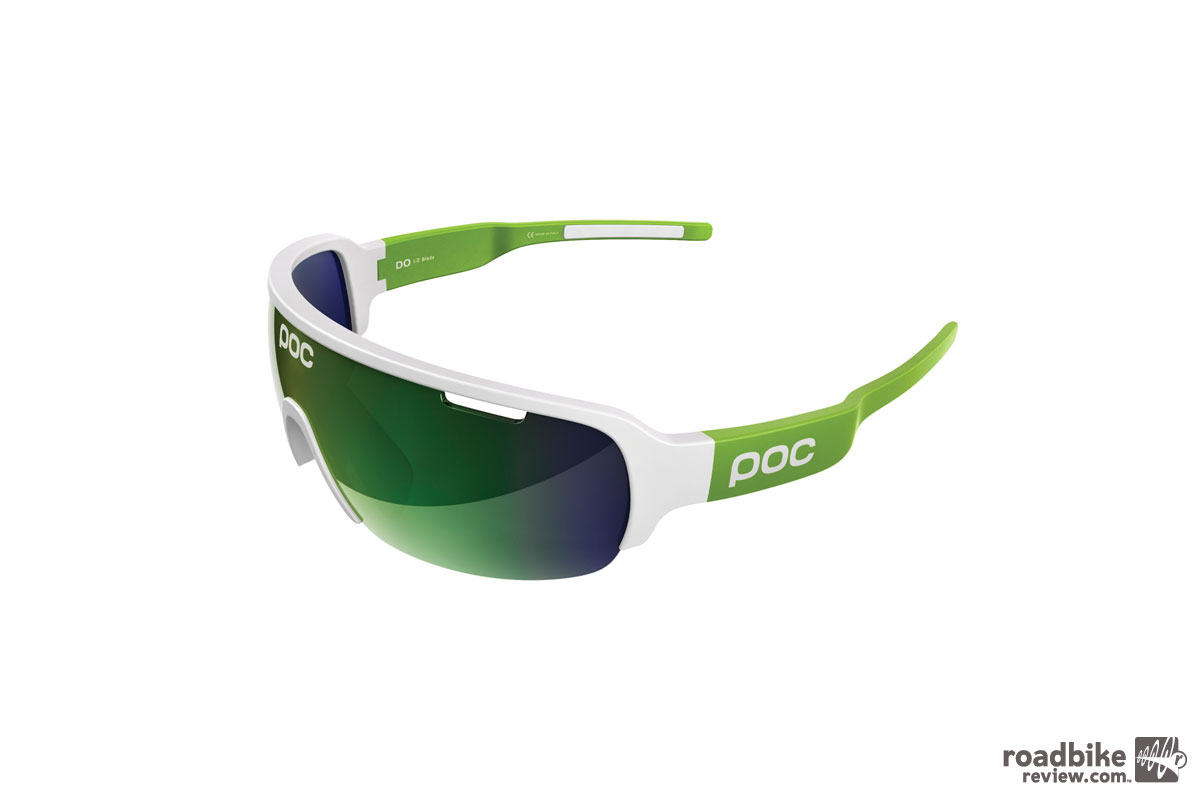 Cycling Sunglasses Review  poc unveils new do half blade cycling sunglasses road bike news