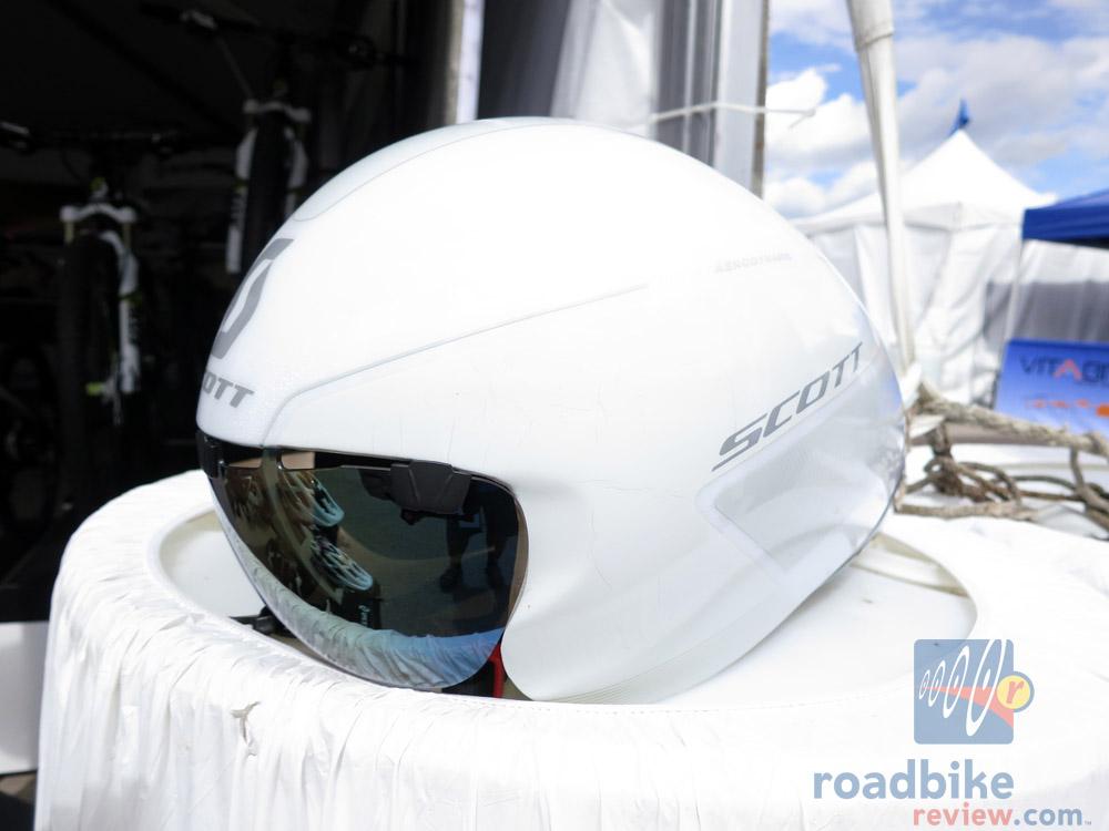Scott Split Aero TT Helmet
