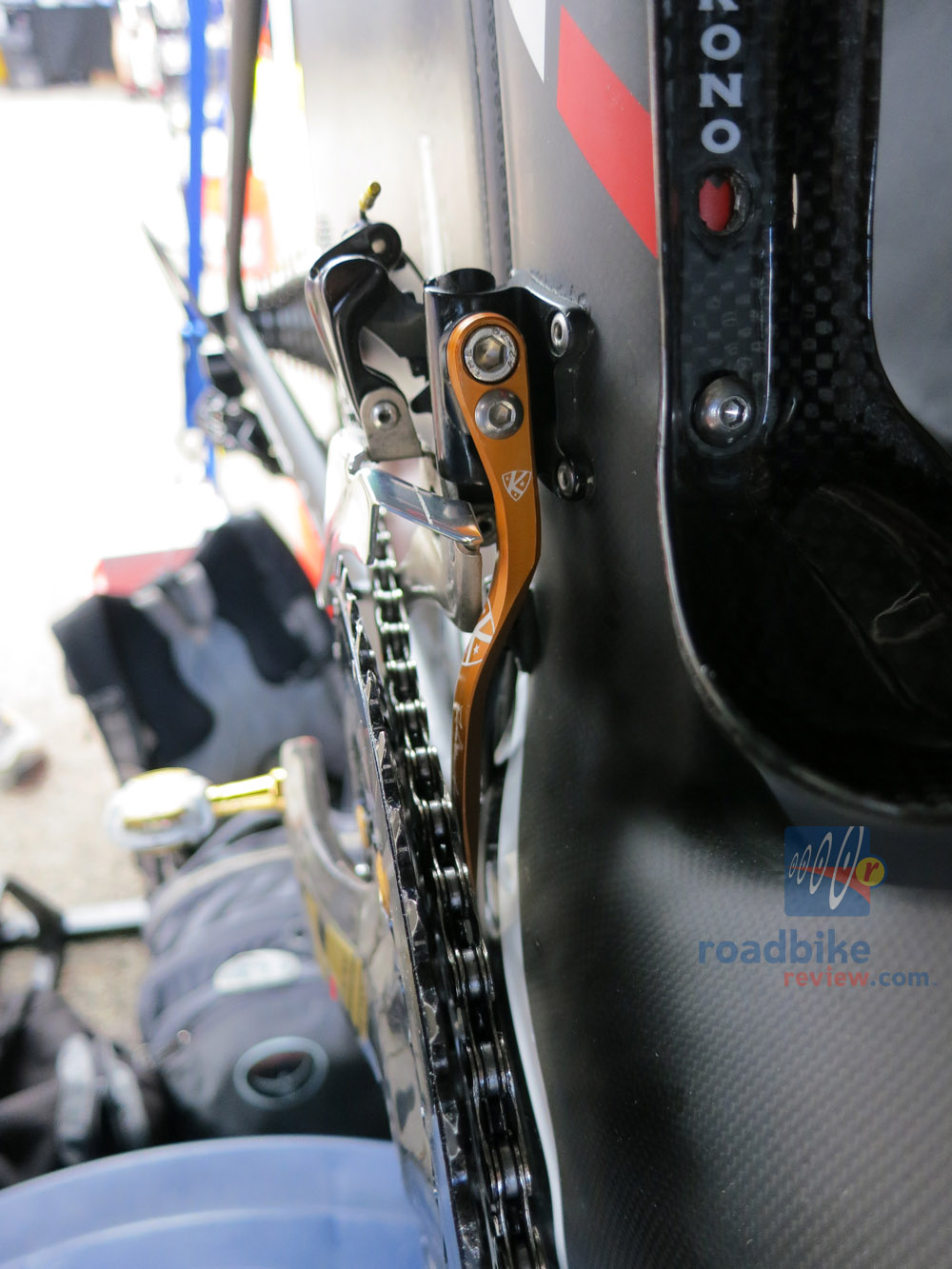 K-Edge Road Pro Chain Catcher