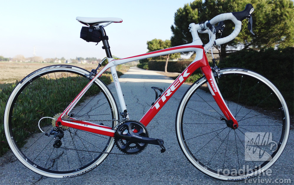 Just in: Trek Domane 5.2 Road Bike | Road Bike News ...
