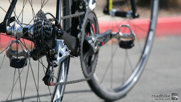 Is it possible to mix SRAM, Shimano and Campagnolo shifters, derailleurs and cassettes? Photo courtesy of Art's Cyclery