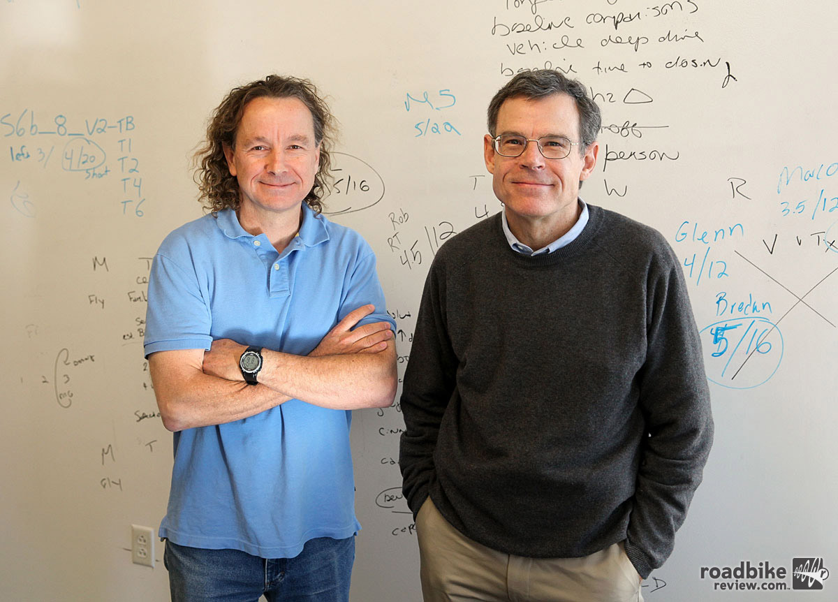 This new theory is rooted in recent research, including work by two neuroscientists, Nobel Prize winner Dr. Rod MacKinnon (r) and Harvard professor Dr. Bruce Bean (l).