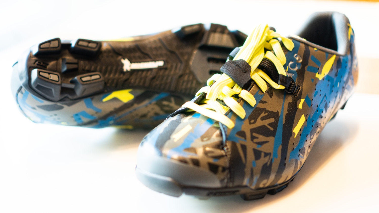 Shimano X5 Limited Edition Camo Shoe