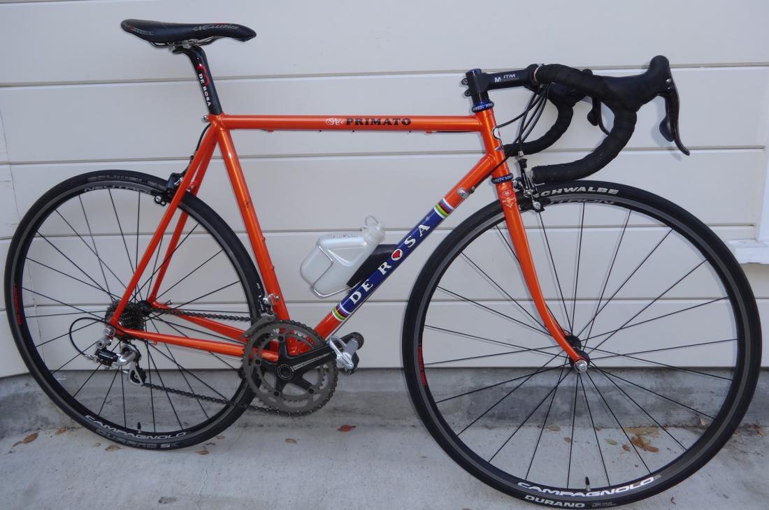 De Rosa Steel Bikes For - 4k Wallpapers