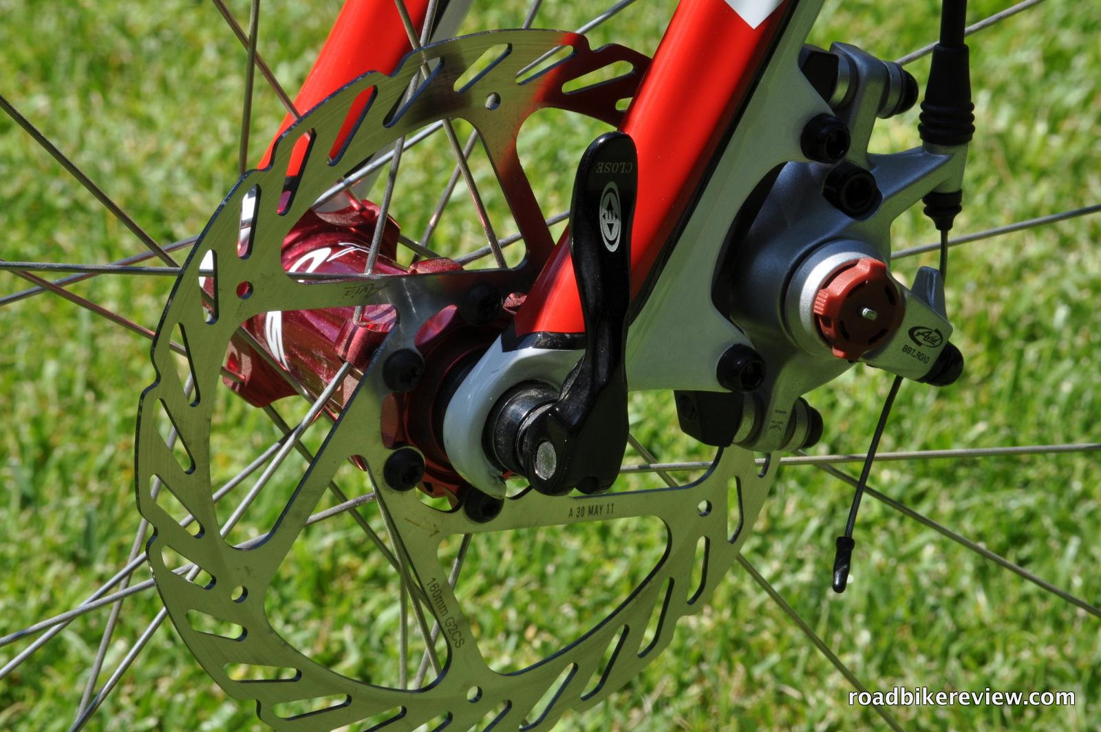 Look X85 Cyclocross Bike With Disc Brakes Road Bike News