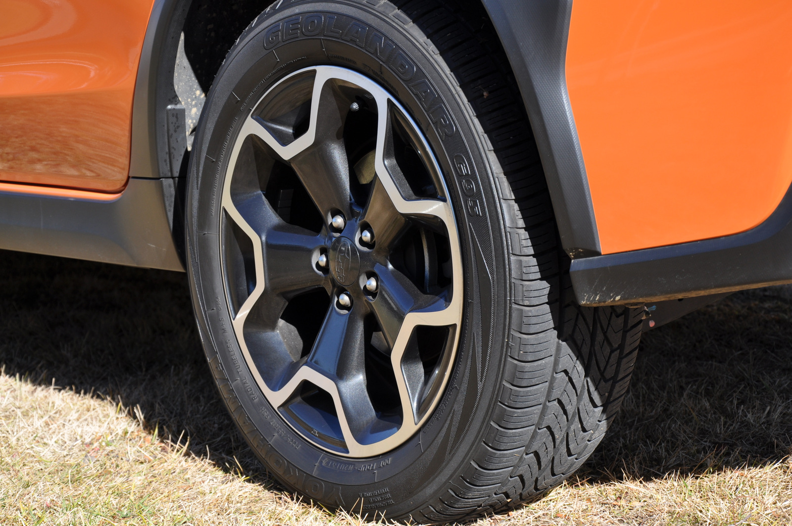 Subaru XV Crosstrek wheel