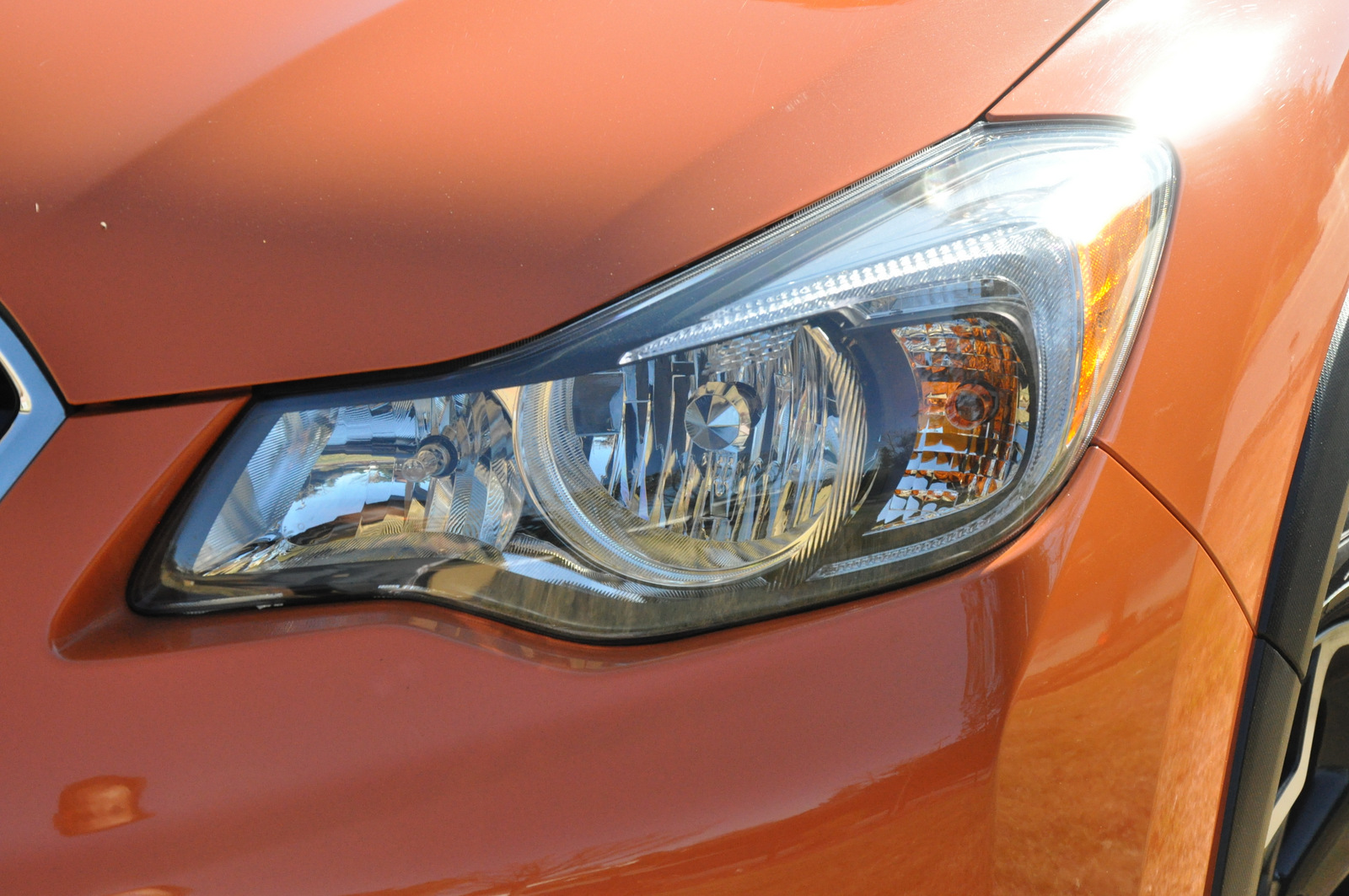 Subaru XV Crosstrek headlight