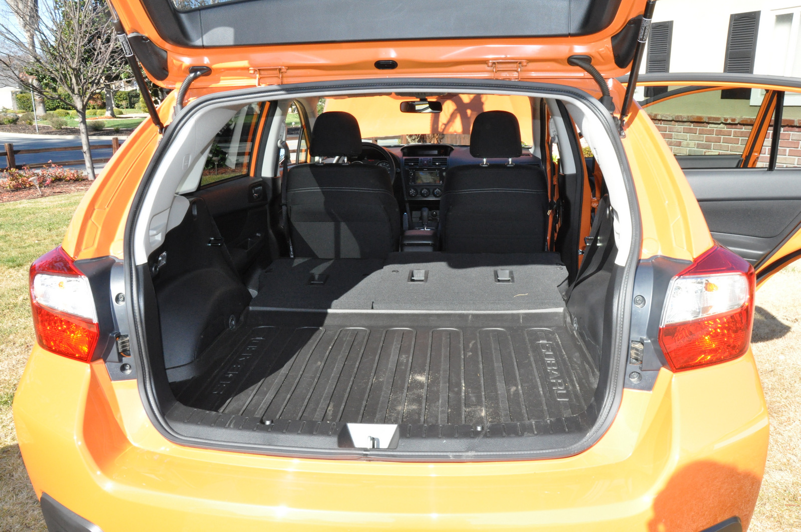Subaru XV Crosstrek rear