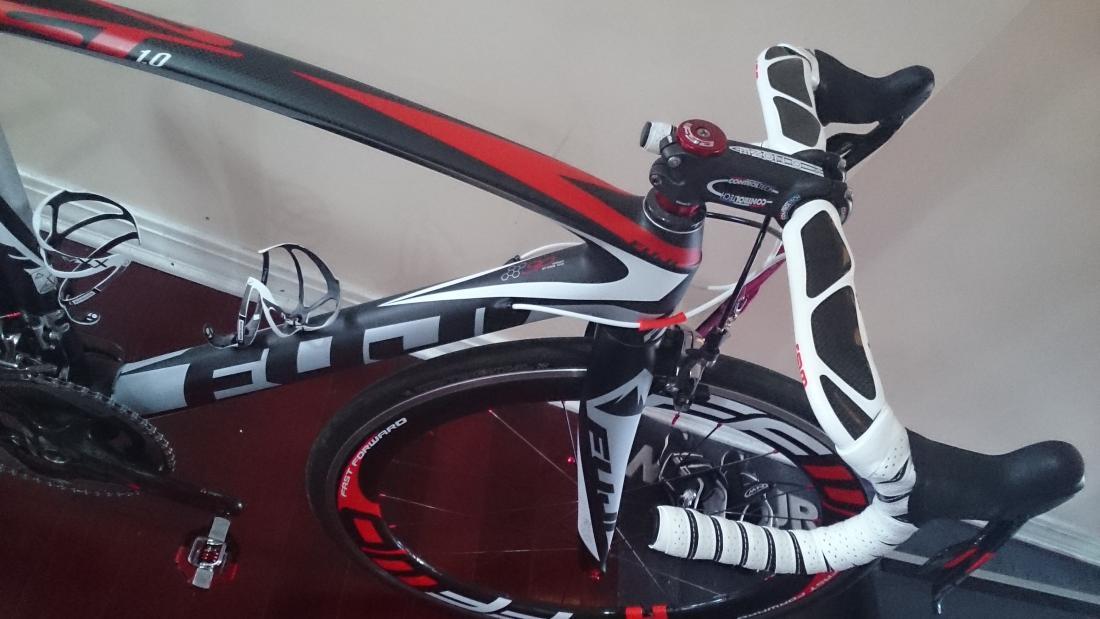 Any Fuji Road Bike Owners