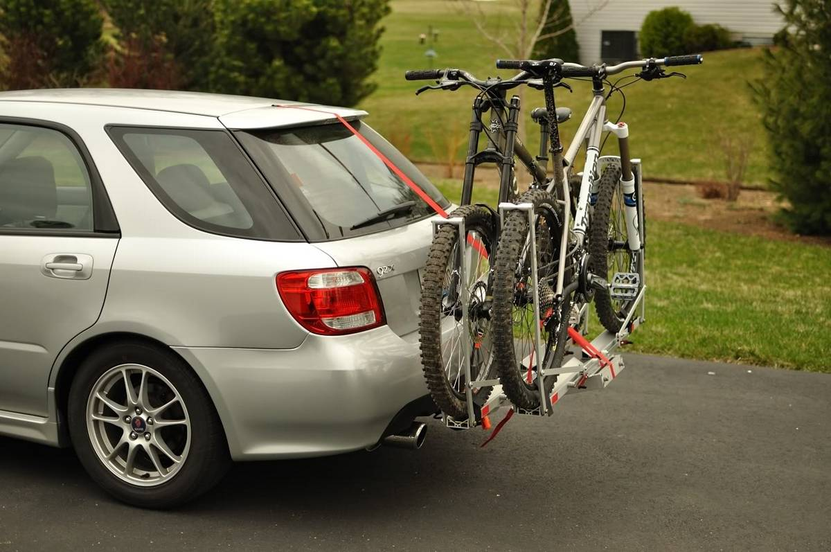 One Up Bike Rack Review Bicycling And The Best Bike Ideas
