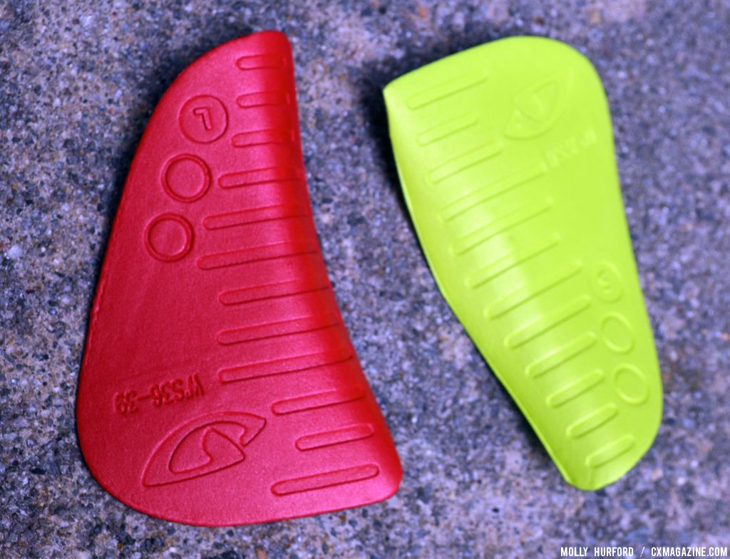 Insole Options