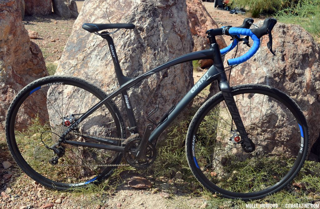 Giant AnyRoad And Revolt Gravel Beginner Bikes