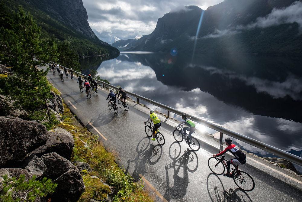 Maserati Haute Route Norway