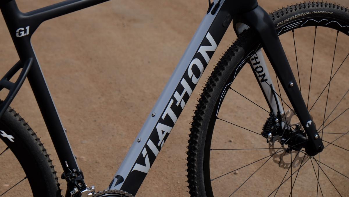 Viathon G.1 105 First Ride Review