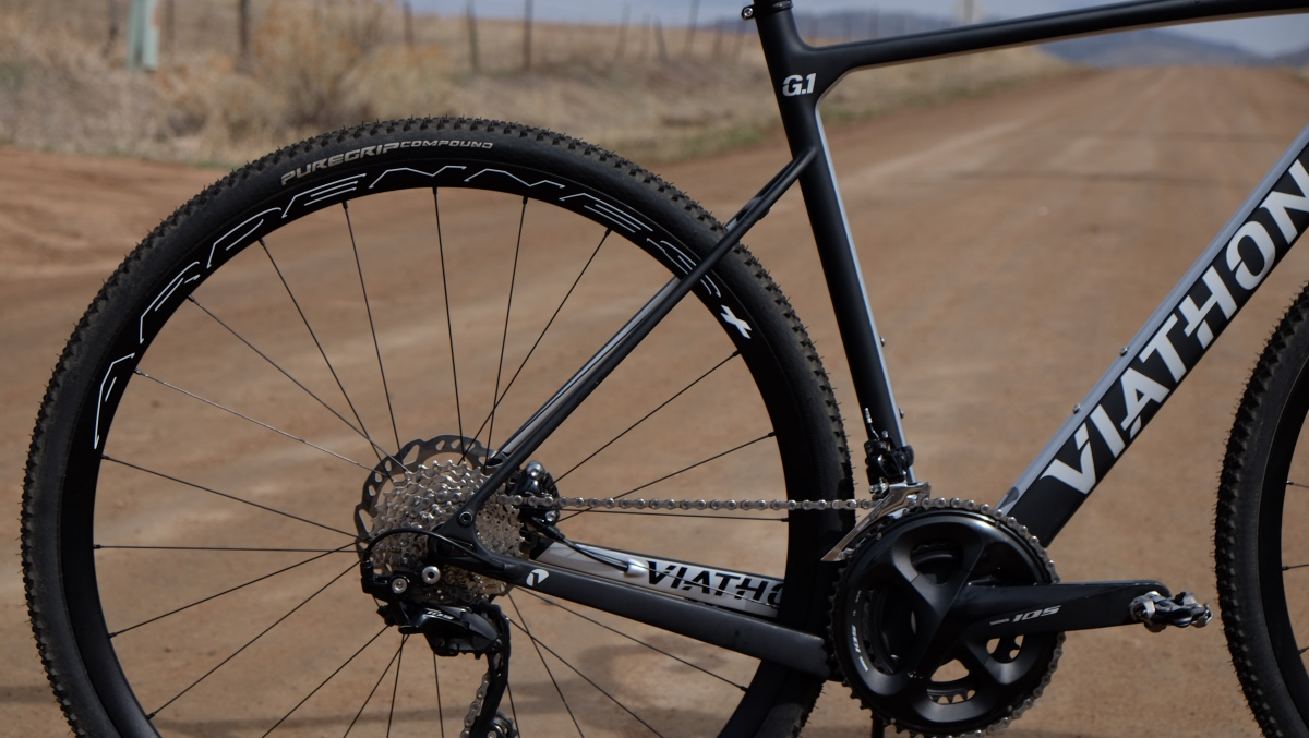 Viathon G.1 105 First Ride Review
