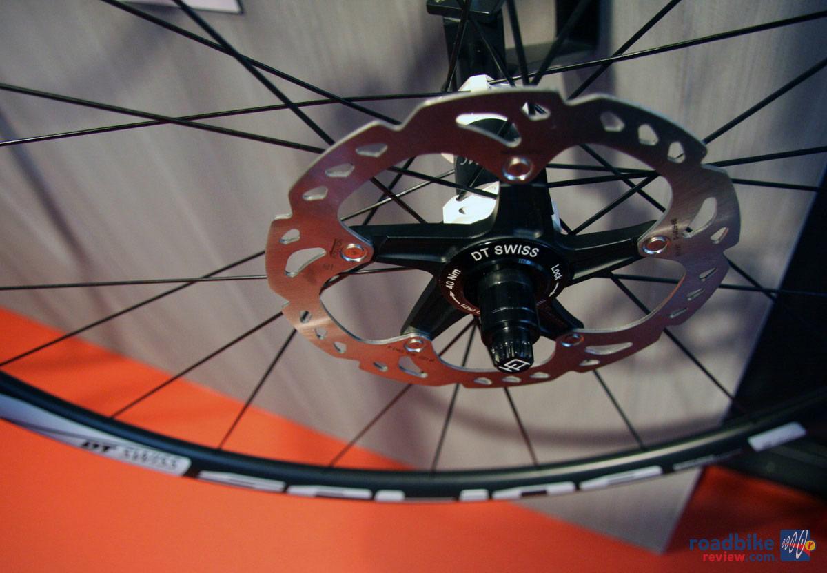 DT Swiss Wheel