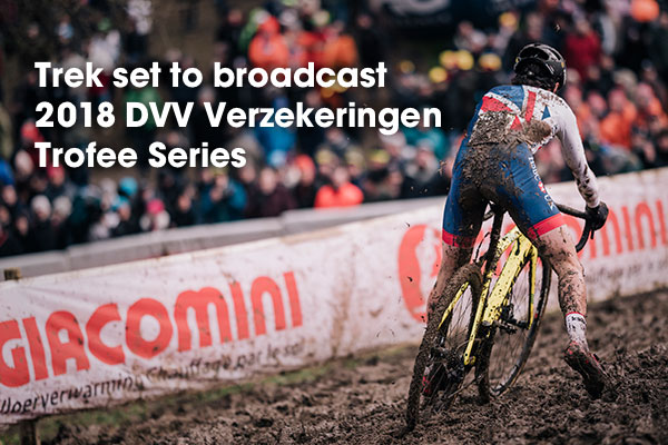 Trek to broadcast races from Belgium