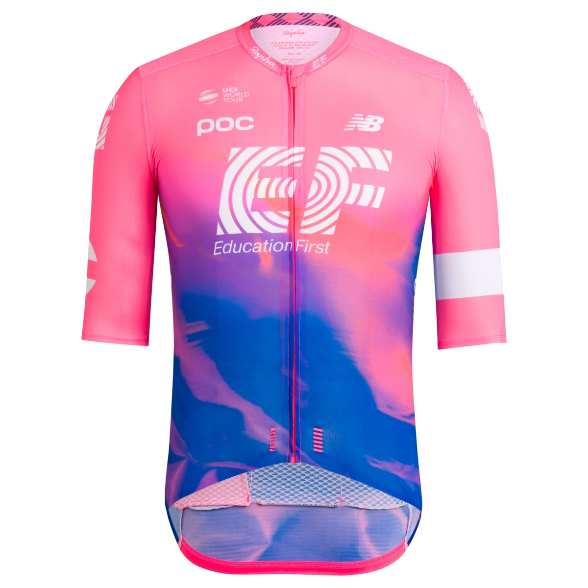 Rapha reveals EF Education First Kit
