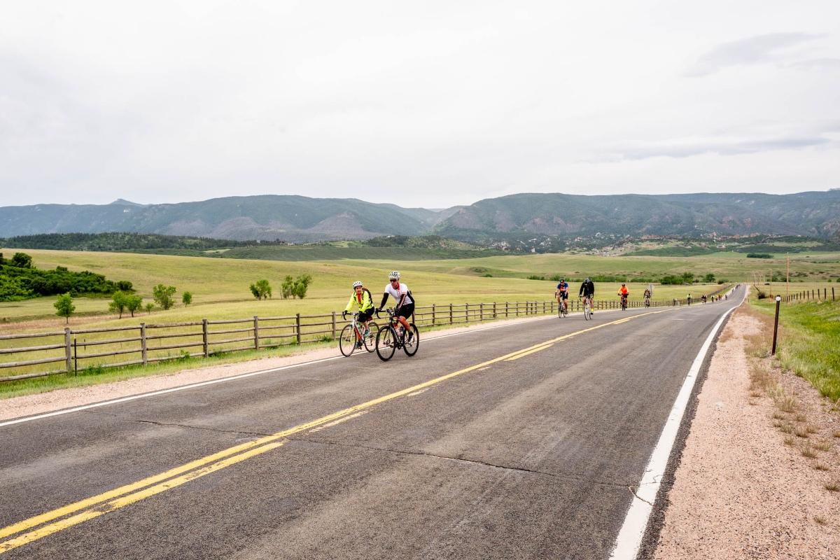 Roll Massif unveils eight Colorado sportives