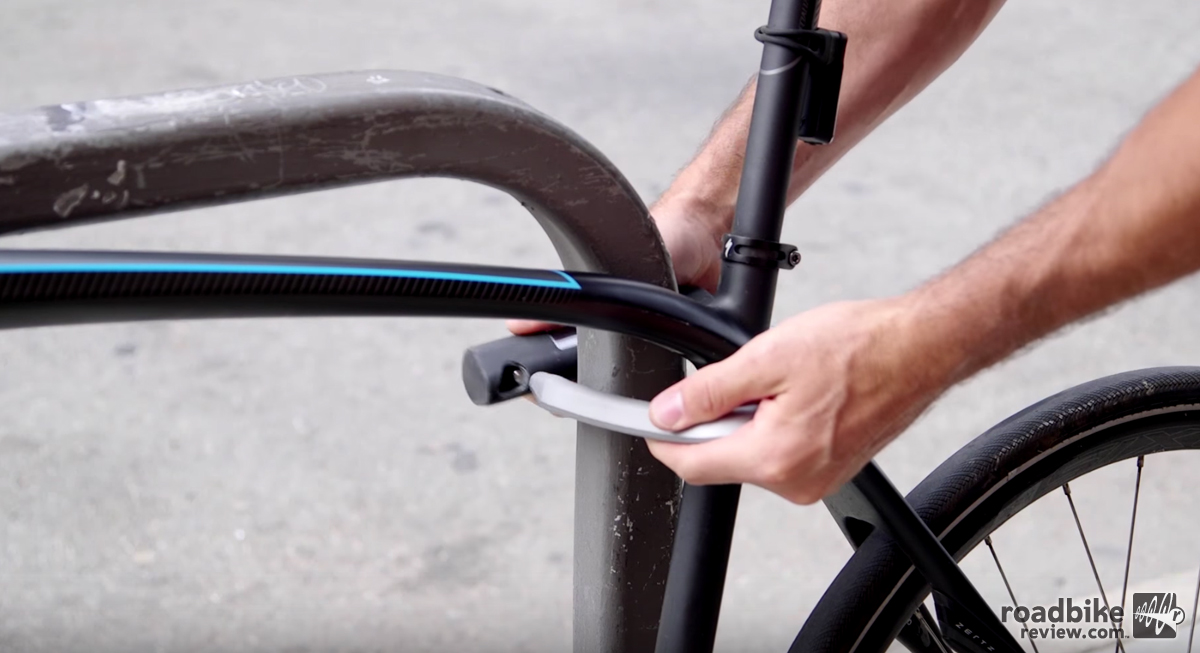 Ellipse Bike Lock