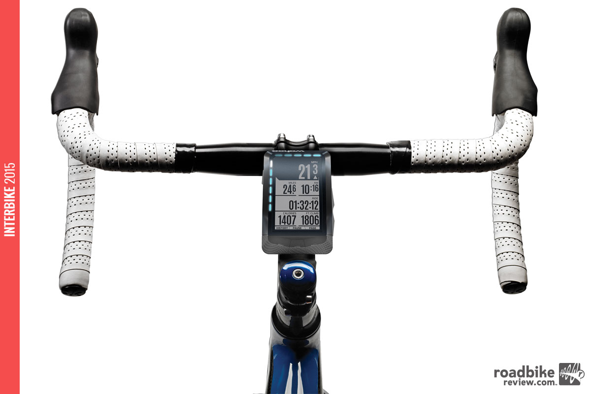 The ELEMNT ($330) bundles ANT+, Bluetooth Smart, and WiFi connectivity, allowing riders to view key ride metrics, navigate a route, and even track fellow riders' locations in real-time.