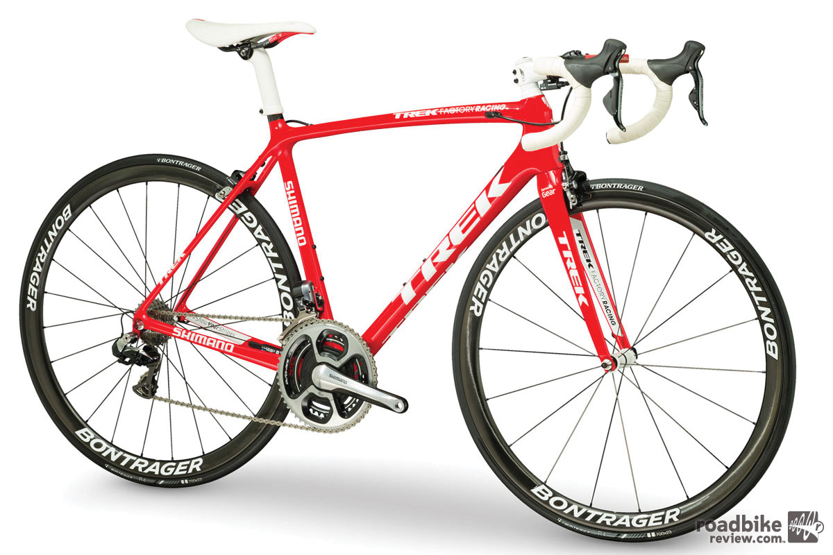 Trek Factory Racing Team Bikes