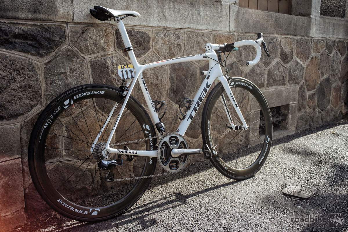 Trek Emonda in Action