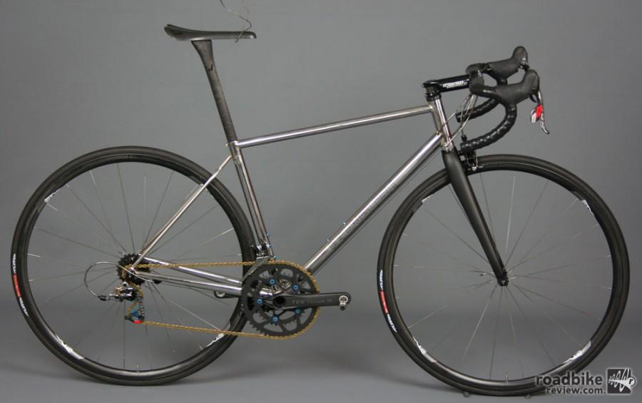 English Cycles 9.9 Lb Stainless Steel Road Bike | Road Bike News ...