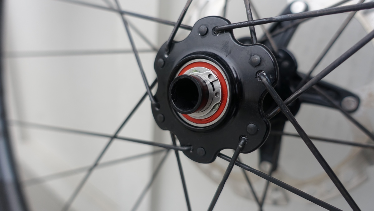 ENVE Alloy Road Hubs