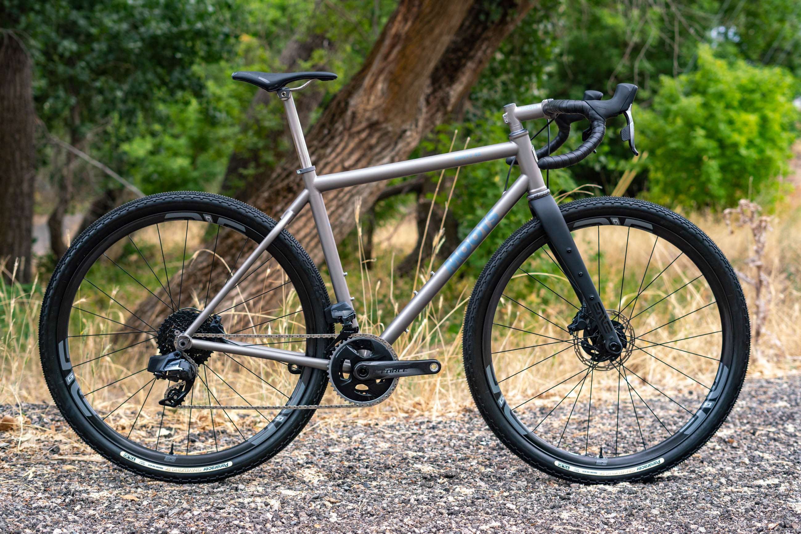 ENVE's new Adventure Fork was developed with input from custom builders.