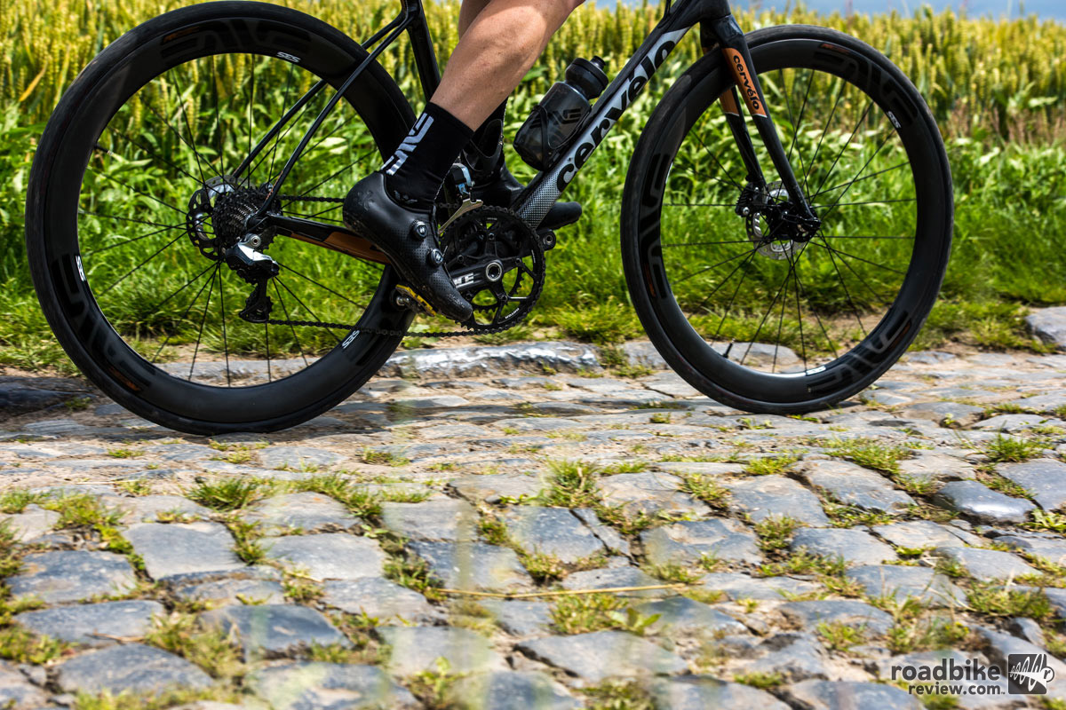 ENVE introduces Smart ENVE System 4.5 AR Disc