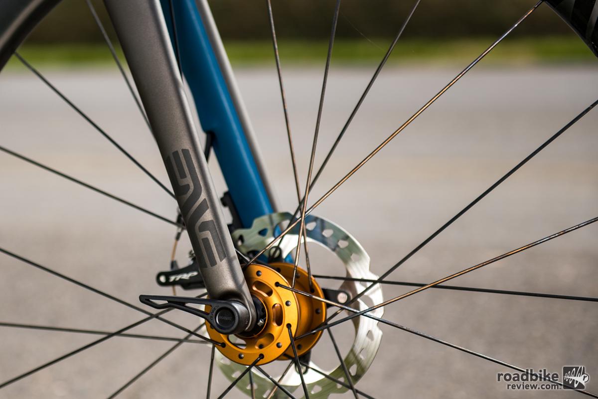 ENVE Road Disc Fork Speed Release
