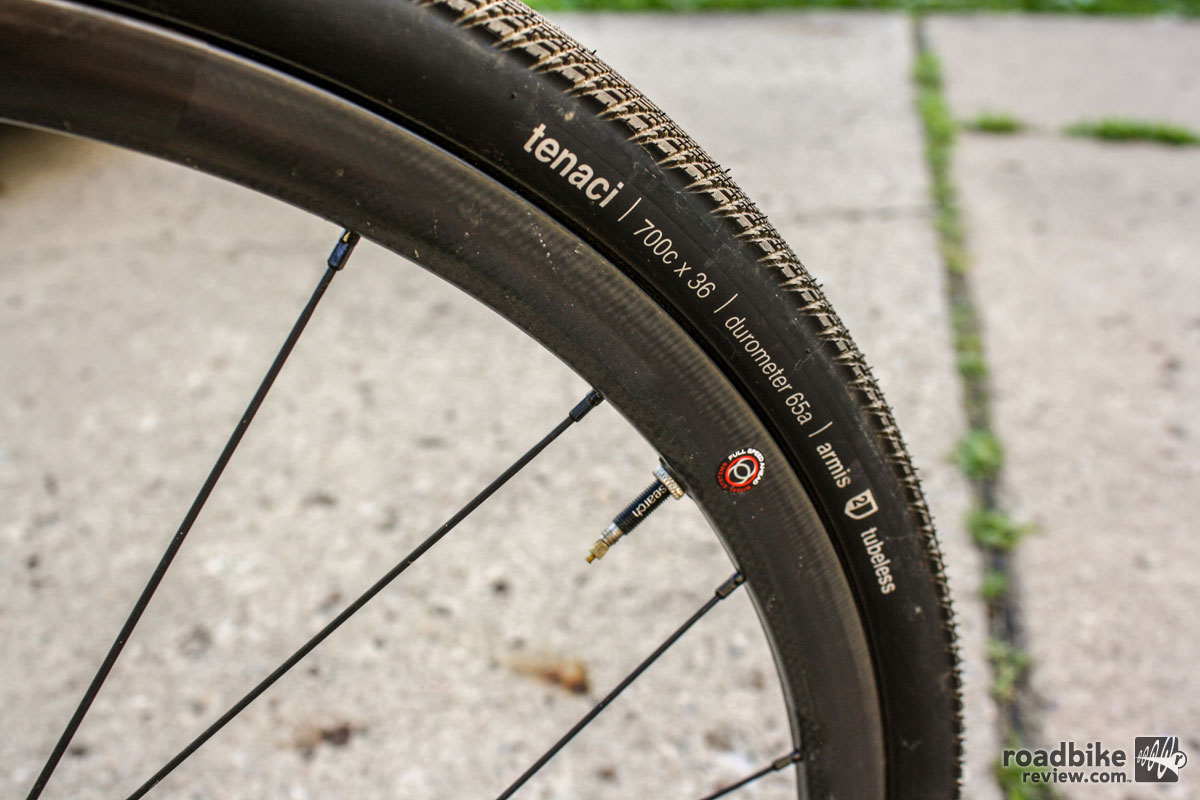 Ere Research Tenaci tubeless tire review