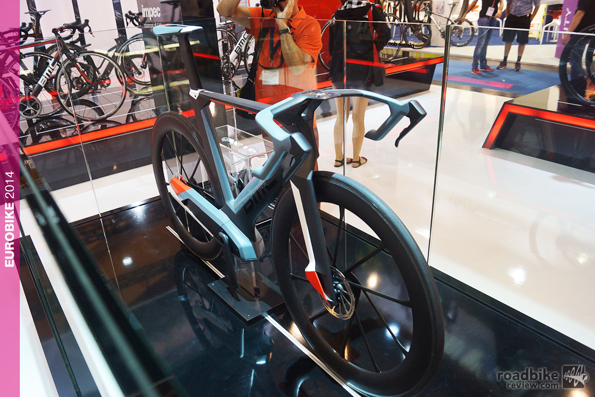 Eurobike: BMC Impec Concept bike a look into the future?