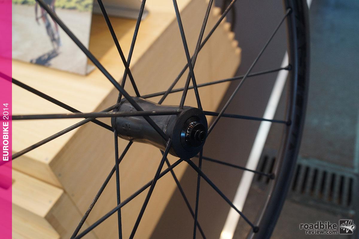 New Easton E100 Wheels