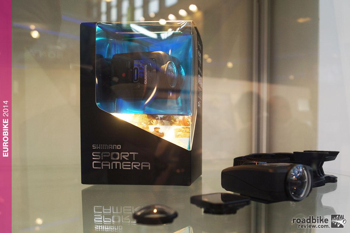 Eurobike Shimano Sport Camera Cover