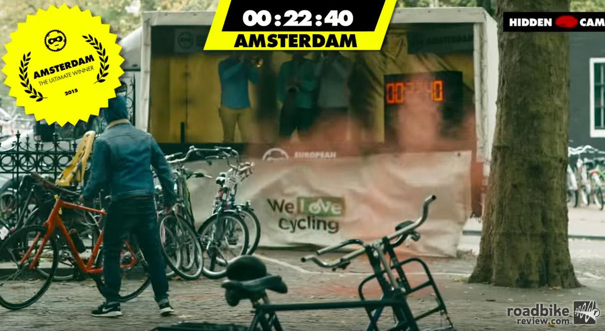 2015 European Bike Stealing Championships
