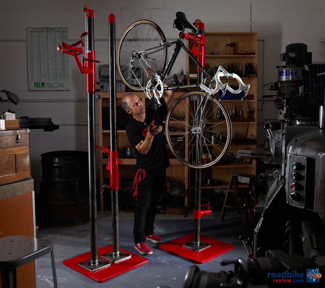 Efficient Velo Tools - Brett with Stands