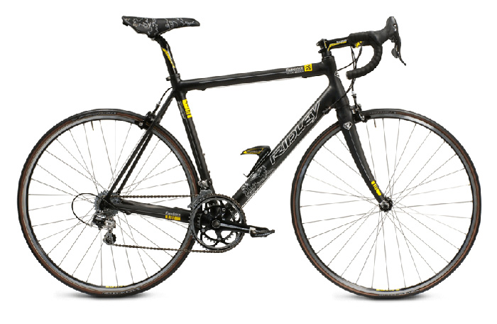 Featured User Review Ridley Excalibur Road Bike Road