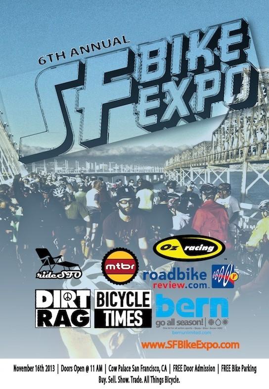 SF Bike Expo 2013