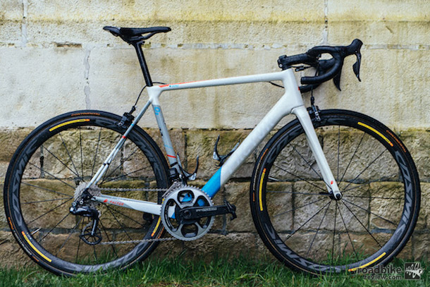 Ag2r La Mondiale riding CHPT3 Factor O2 Bikes